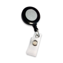 Badge jojo met nylon koord en vinyl sluiting