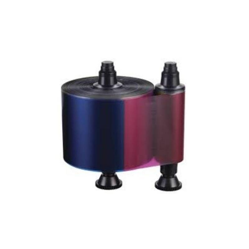 YMCKOK Ribbon voor Evolis Quantum    Printer