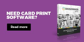 Card Print Software