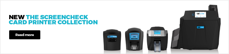 New the ScreenCheck ID Card Printer Collection