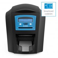 SC4500 Enkelzijdig ID Kaartprinter met Contactloze & Chip Codering