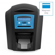 SC4500 Enkelzijdig ID Kaartprinter met Magneetstripcodering