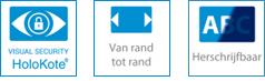 SC2500 Enkelzijdig ID Kaartprinter met Magneetstripcoderingstandaard functionaliteiten