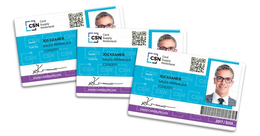 Veilige ID-kaart