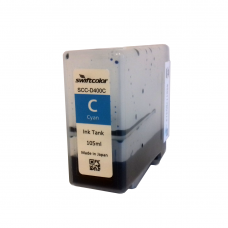 De SwiftColor SCC4000D Cartridge Cyaan