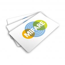 PVC kaarten MIFARE