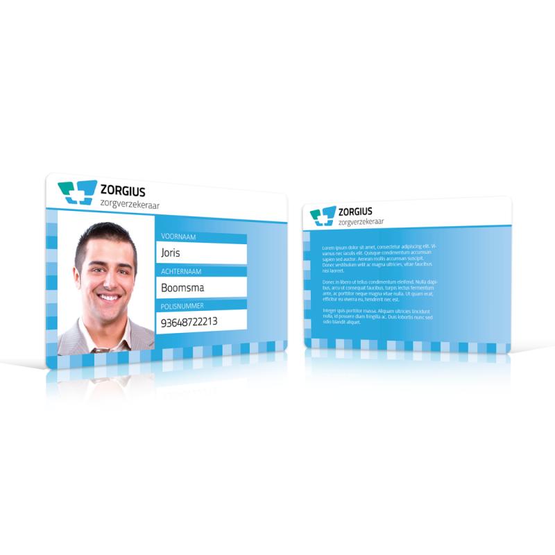 Verzekeringskaart & insurance card