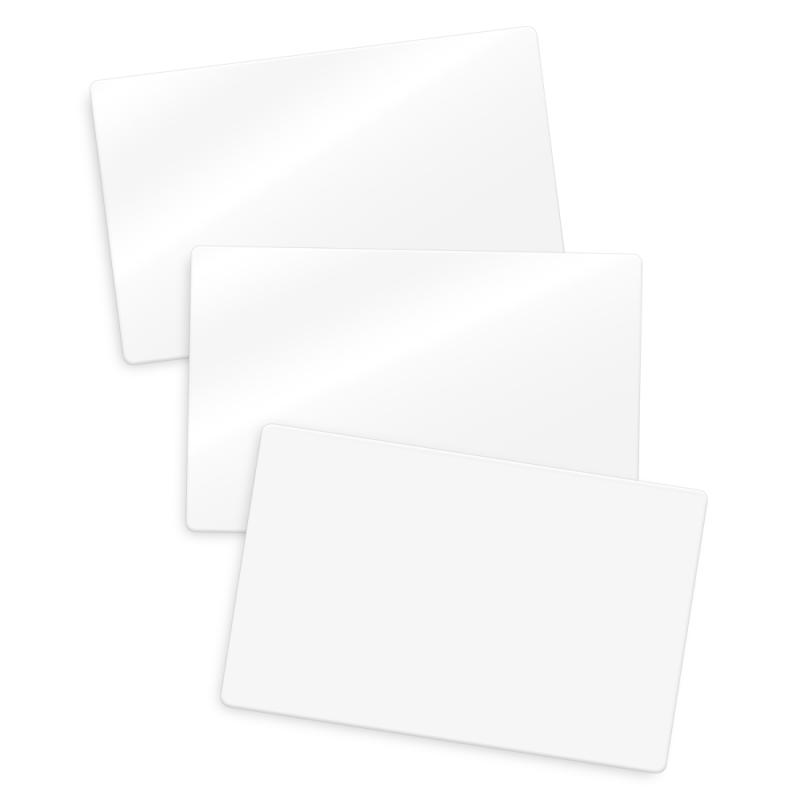 Herschrijfbare PVC pasjes Rewritable pvc cards