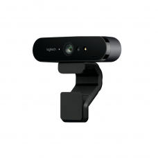 Logitech Webcam: Brio 4K Ultra HD Webcam